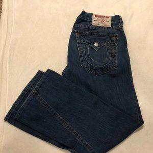 True religion men's Joey style jeans